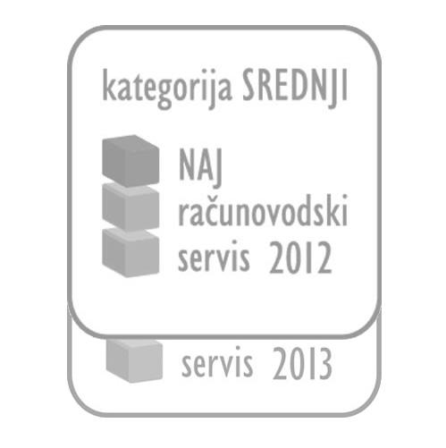 Naj računovodski servis 2012